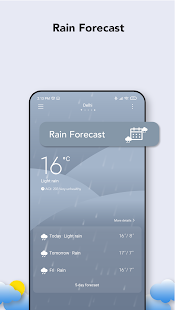 Download Weather - By Xiaomi For PC Windows and Mac apk screenshot 4