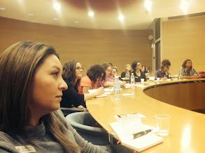 Photo: At the Van Leer Institute: WIPS: Women in the Public Sphere
