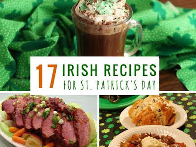 17 Irish Recipes for St. Patrick's Day