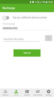 TNM Smart App - náhled