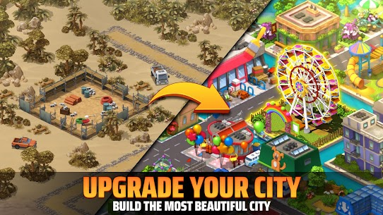 City Island 5 2.19.6 Apk + MOD (Unlimited Money) for Android 1