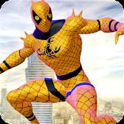 Flying Spider Hero Adventure Fight 2018