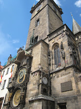 Photo: The Old Town Hall and its astronomical clock