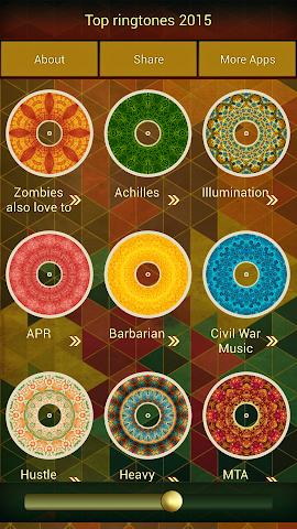 android Top Klingeltöne 2015 Screenshot 4
