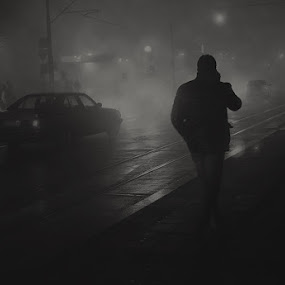 by Igor Mandic - Black & White Street & Candid