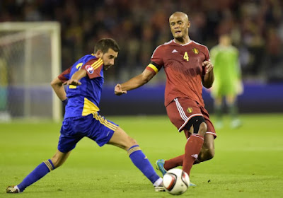 """Vincent Kompany : """"Un match sérieux, par respect du public et de l'adversaire"""""""