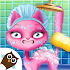 Cat Hair Salon Birthday Party - Virtual Kitty Care 6.0.3 (Unlocked)