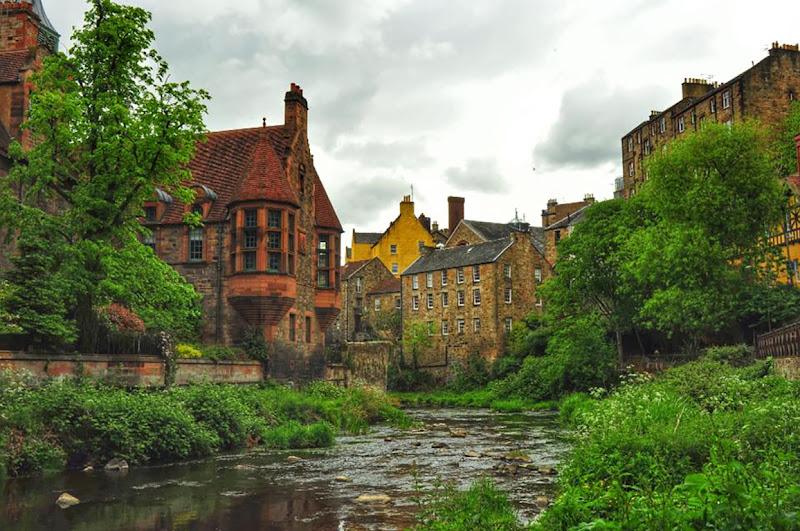 Le case di Edimburgo di Eric_Draven