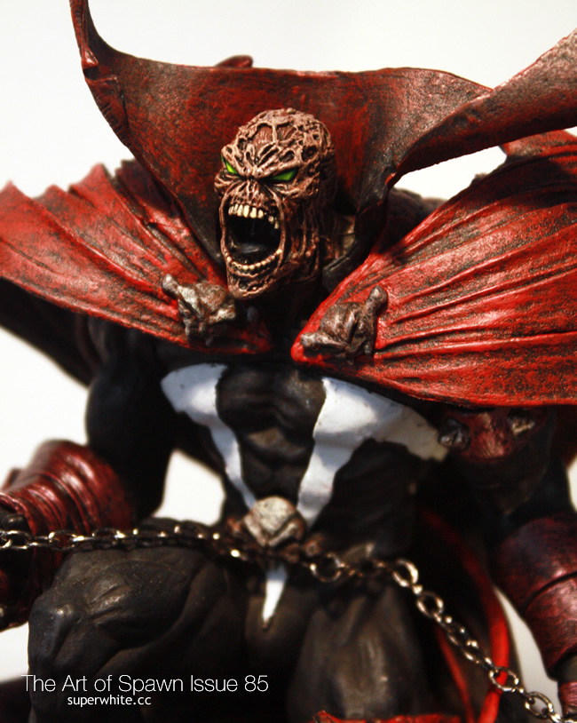 The Art of Spawn Issue 85