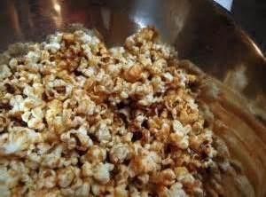 Spicy Sweet Popcorn