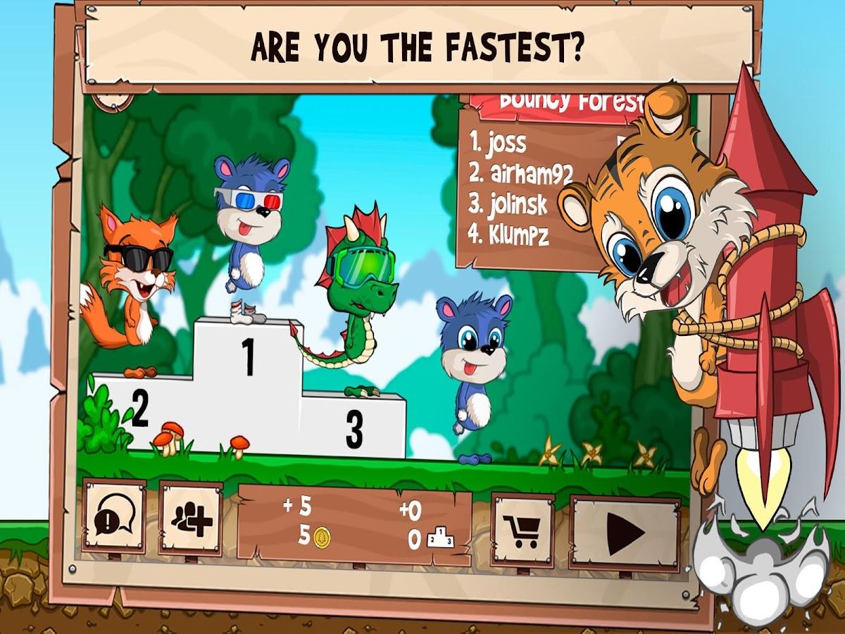 Screenshots of Fun Run 2 - Multiplayer Race for iPhone