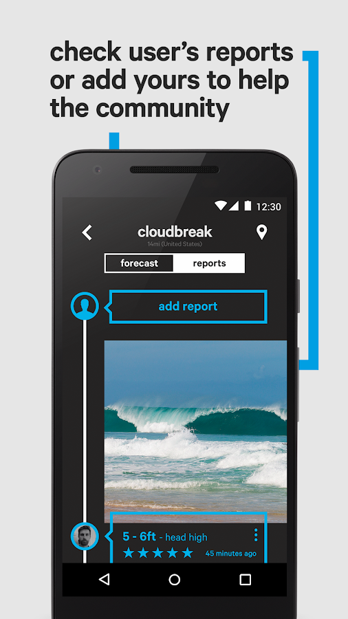 broou surf forecast & reports- screenshot