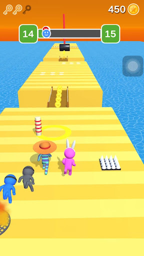 Run Party screenshot 1