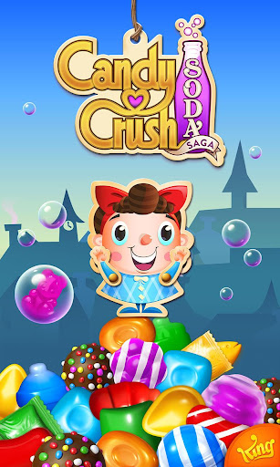 Candy Crush Soda Saga  captures d'écran 5