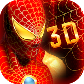 3D Iron Spider Launcher