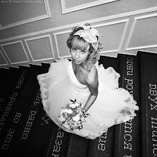 Wedding photographer Tatyana Cheshtanova (Cheshtanova). Photo of 29.10.2012