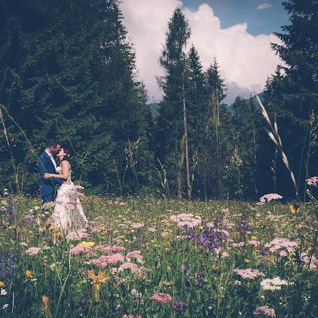 Wedding photographer Andrea Giacomelli (andreagiacomell). Photo of 03.02.2017