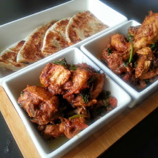 Achari Chicken Recipe-chicken Achari