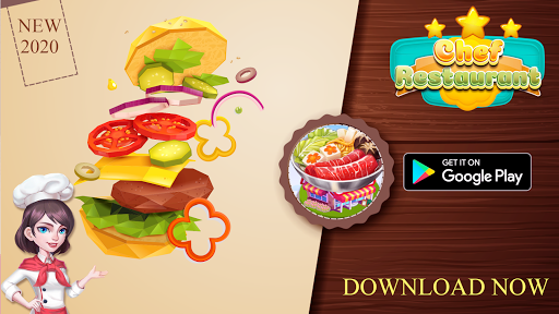 Restaurant Madness - A chef cooking city game android2mod screenshots 4