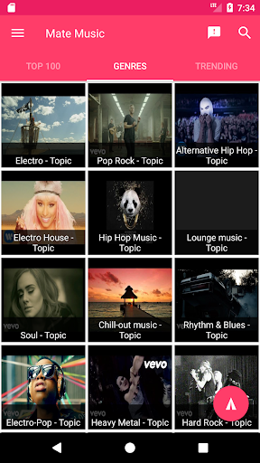 Free Music for Youtube: Tube Music BG 1.8 screenshots 3
