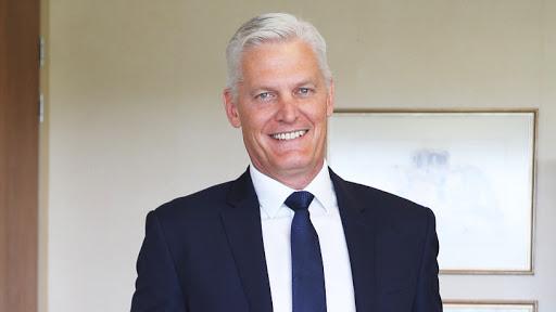 Eskom CEO André de Ruyter.