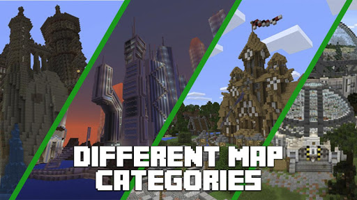 Maps for Minecraft PE 3.2 screenshots 6