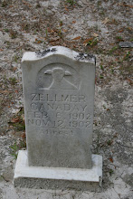 Photo: Zellmer Canaday son of John Wesley Canady and Mary Elizabeth Thompson
