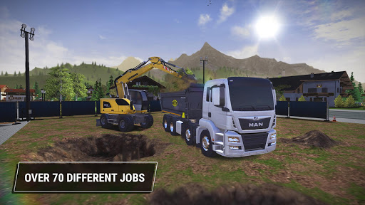 Construction Simulator 3 Lite 1.2 screenshots 5