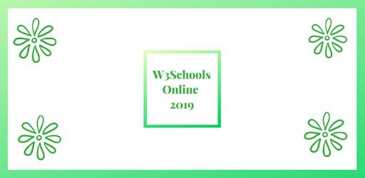 W3Schools Online 2019 - Apps on Google Play