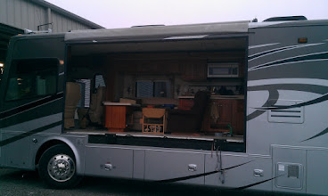 Photo: Motorhome with a Slideout Room Removed