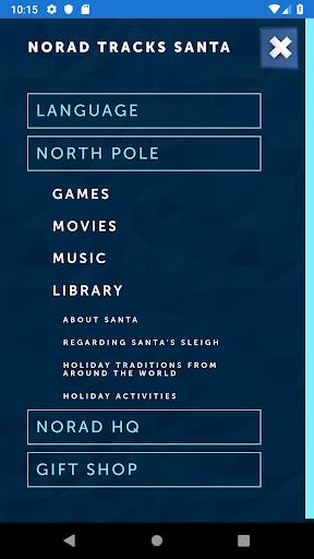NORAD Tracks Santa screenshot 3