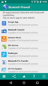 Bluetooth Firewall v3.1