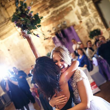 Wedding photographer Sergey Vorobev (volasmaster). Photo of 08.01.2018