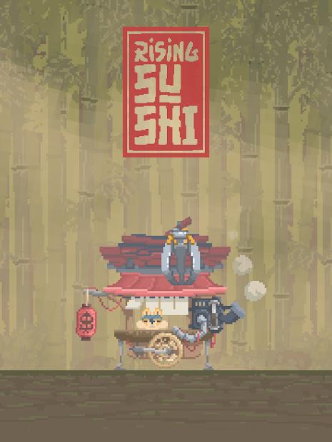 Rising Sushi – Free