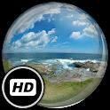 Panorama Wallpaper: Sea icon