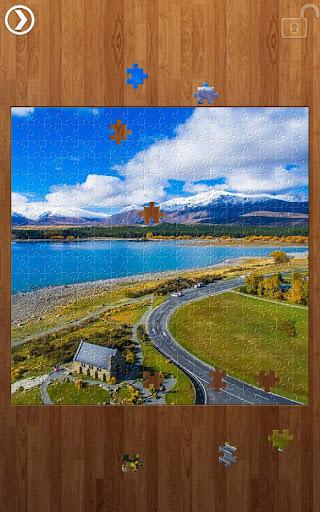 ニュージーランドジグソーパズル