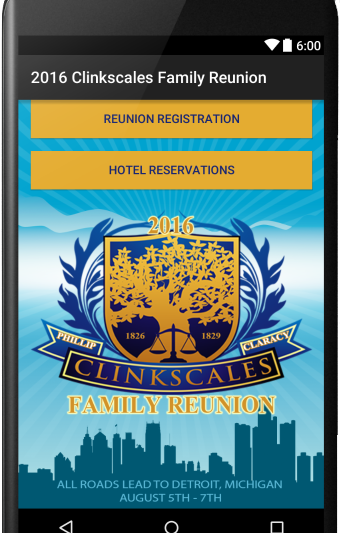 Clinkscales Family- screenshot