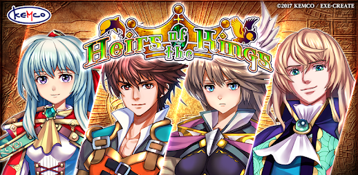 [Premium] RPG Heirs of the Kings APK