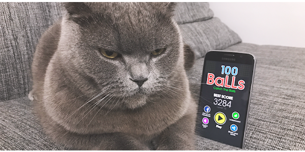 100 Balls - Tap to Drop the Color Ball Game - Apps on Google Play