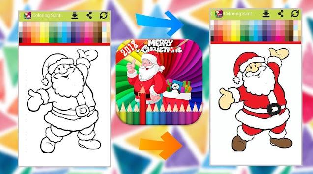 Download Santa Claus Mewarnai Buku Oleh Studio Abdel Ak Apk Latest