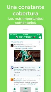Audax Italiano Noticias - Los Tanos de Futbol Ch - náhled