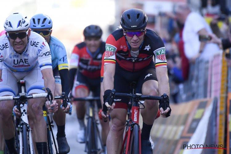 BMC neemt twee Belgen mee naar de Ronde van Italië
