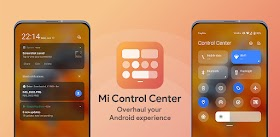 Mi Control Center 3.6.5 PRO - Notifications And Quick Actions Mod APK
