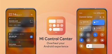 Mi Control Center 18.1.0 PRO - Notifications And Quick Actions Mod APK
