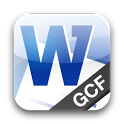 GCF Word 2010 Tutorial icon