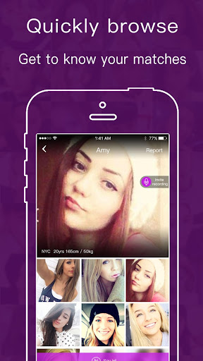 Sexy ChatNight -Dating & Fling app (apk) free download for Android/PC/Windows screenshot