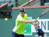 Indrukwekkend aantal aces (156) leveren Amerikaan Reilly Opelka eerste ATP-winst op