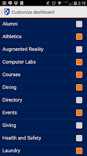 UNH Mobile- screenshot thumbnail