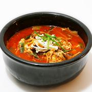 Spicy Beef Soup (Yuk Gae Jang)
