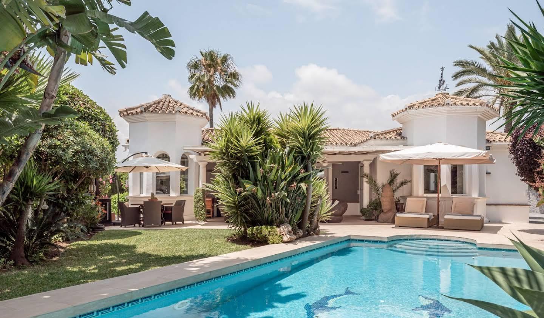 Maison avec piscine et jardin Marbella